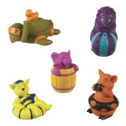 B. Squirts Squirts Animal Shaped Water Squeezers