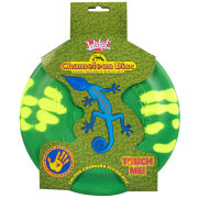 Wicked Chameleon Colour Changing Flying Disc - Green