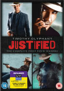 Justified - Seizoen 1-4