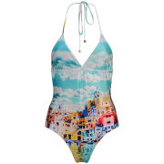 We Are Handsome Women's 'The Township' Halter One Piece - The Township