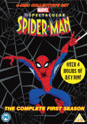 Spectacular Spider-Man - Season 1: Volumes 1-4