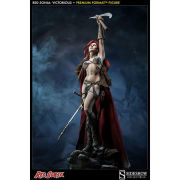 Sideshow Collectibles Red Sonja Premium 27 Inch Figure