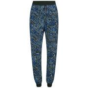 Vero Moda Women's Aya Printed Trousers - Blue