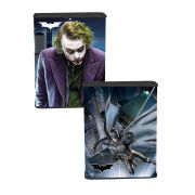 Dark Knight Batman and Joker Tin Bank
