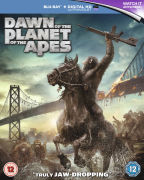 Dawn of the Planet of the Apes (Inclusief UltraViolet Copy)