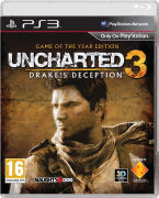 Uncharted 3 Drakes Deception GOTY