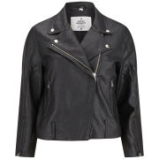 Cheap Monday Women's Wish Jacket - Black PU