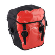 Outeredge Waterproof Pannier Bag - Large - Red