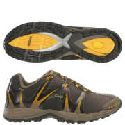 Hi-Tec V-Lite Infinity eVent Mens Trail Running Shoe - Olive/Taupe