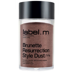 Champú seco en polvo label.m Brunette Resurrection Style Dust (3.5g)
