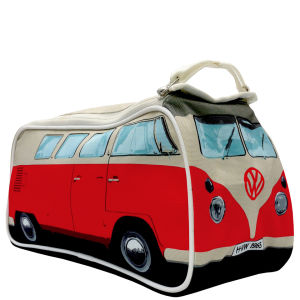 VW Washbag - Red