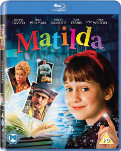 Matilda (Bevat UltraViolet Copy)