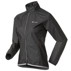 Odlo Men's Flyweight Windstopper Jacket - Black