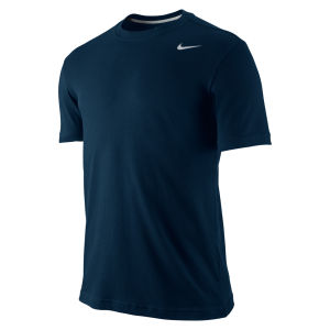 Nike Men's DFCT SS Version 2.0 Tee - Dark Obsidan
