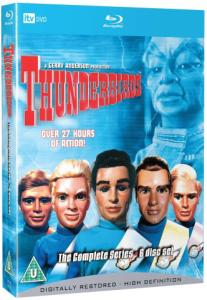 Thunderbirds - Complete Verzameling