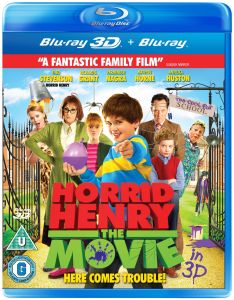 Horrid Henry: The Movie 3D