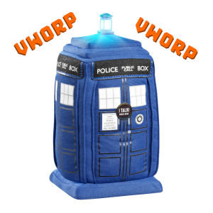 Doctor Who: Medium TARDIS Talking Plush