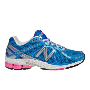 New Balance Women's W780BW3 Neutral Running Shoes - Blue/White