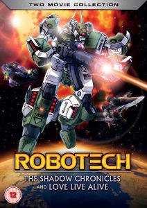 Robotech: Shadow Chronicles and Love Live Alive
