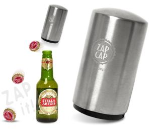 Zapcap Stainless Steel Bottle Opener