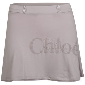 Chloe Women's Beach Skirt - White