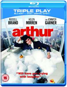 Arthur - Triple Play (Blu-Ray, DVD and Digital Copy)