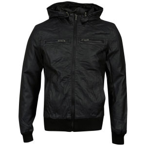 Brave Soul Men's Slate Jacket - Black
