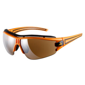 Adidas Evil Eye Halfrim Pro Sunglasses - Neon Orange - L