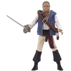 Pirates Of The Caribbean: Basic Figure Wave #1 Gibbs Figure