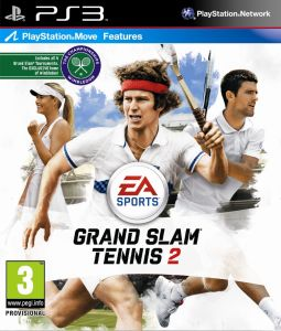 EA Sports Grand Slam Tennis 2