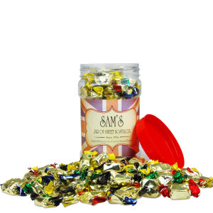 Traditional Sweet Jar - Assorted Toffees