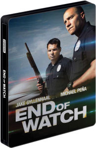 End of Watch - Steelbook Edition (Includes DVD)