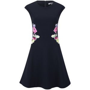 Carven Women's Jersey Dress - Navy
