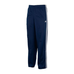 adidas Men's Essential 3 Stripe Pants - Navy/White