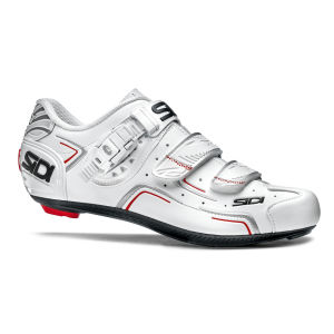 Sidi Level Cycling Shoes - White