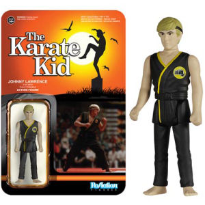 ReAction Karate Kid Johnny 3 3/4 Inch Action Figure
