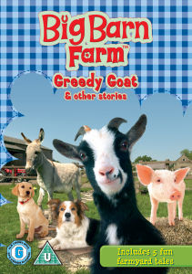 Big Barn Farm: Greedy Goat and other stories