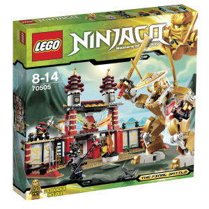 LEGO Ninjago: Temple of Light (70505)