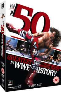 WWE: 50 Greatest Finishing Moves in WWE