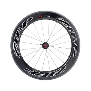 Zipp 808 Firecrest Tubular Rear Wheel - Beyond Black