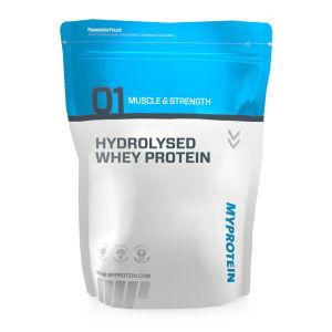 Hydrolysiertes Molkenprotein