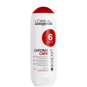 L'Oreal Professionnel Serie Expert Chroma Care Colour Refreshing Conditioner - 6 Red (150ml)
