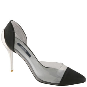 Senso Women's Yugo Stiletto Heels - Black/Clear