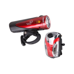 Light and Motion Urban 200 & Vis 180 Micro Light Set