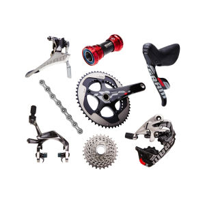 SRAM Red Compact BSA Bicycle Boxed Groupset 2012
