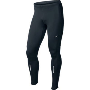 Nike Men's Element Thermal Tight - Black/Matte Silver