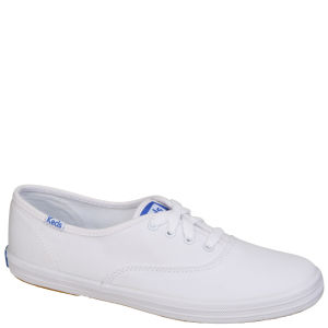 Keds Women's Champion Oxford Pumps - White
