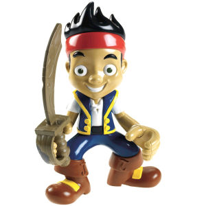 Jake and the Never Land Pirates Talking Figure - Yo Ho Let's Go