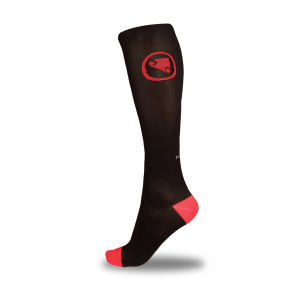 Endura Compression Cycling Socks - Twin Pack
