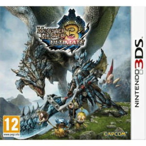 Monster Hunter 3 Ultimate 3D